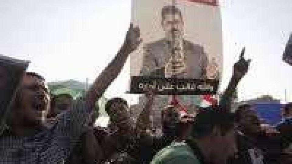 Egitto: dispersi i presidi pro Morsi