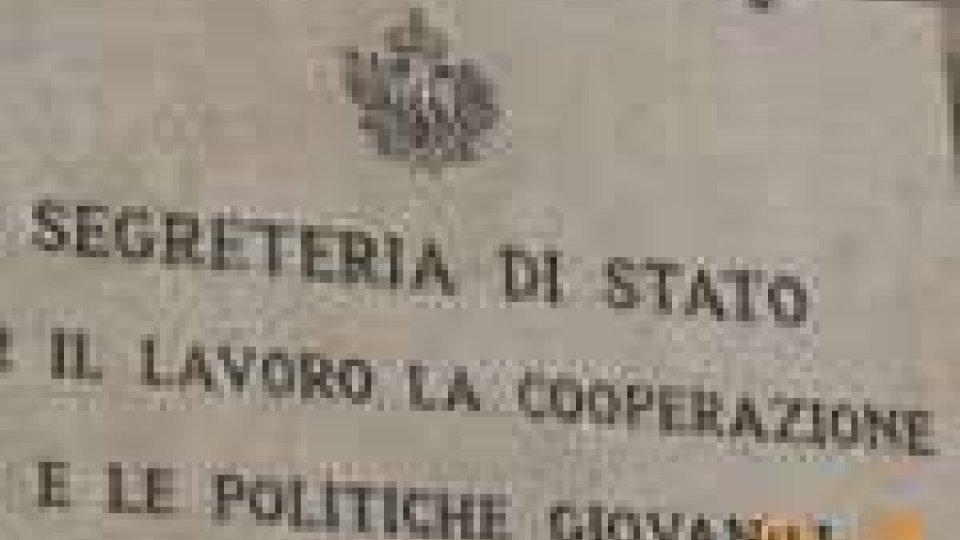 La Segreteria al Lavoro riapre la questione del decreto Mussoni e si dichiara soddisfatta