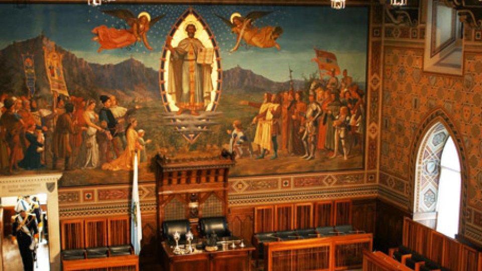 Aula del Consiglio Grande Generale