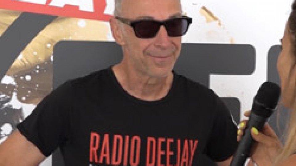"""LinusIntervista a Linus: """"Con Play Deejay vogliamo regalare a San Marino una dimensione sorridente e vivace"""""""