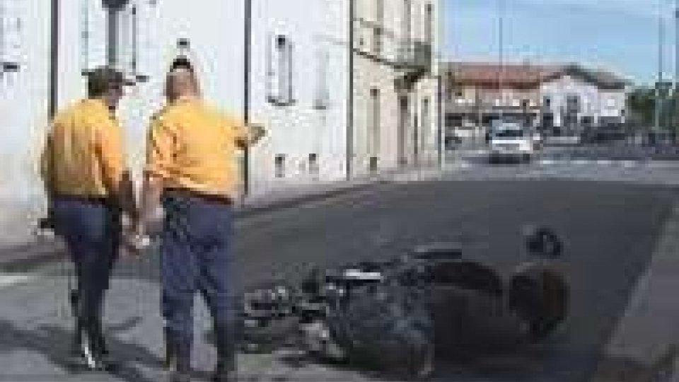 Incidente a Borgo. 30 giorni di prognosi per 50enne