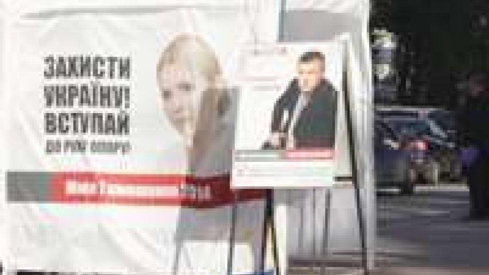 Ucraina: elezioni presidenziali, tensione altissimaUcraina: elezioni presidenziali, tensione altissima
