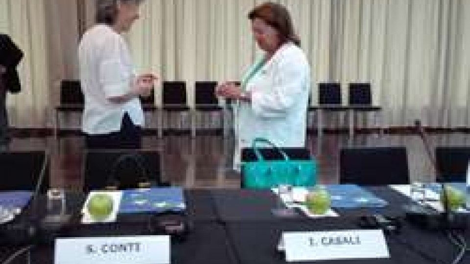 Ingrid Casali e Sara Conti