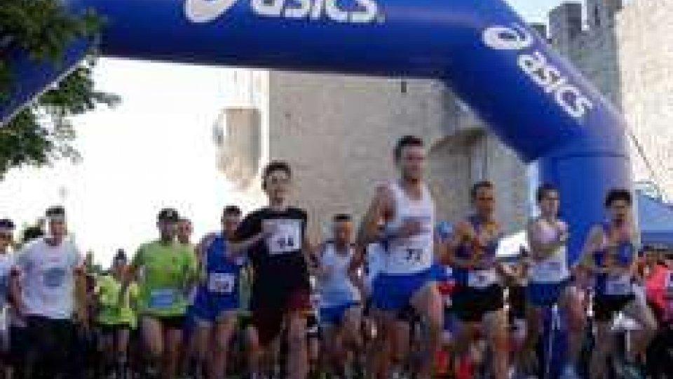 La partenza del Giro del MonteGiro del Monte 2018, Matteo Felici fa tris di successi