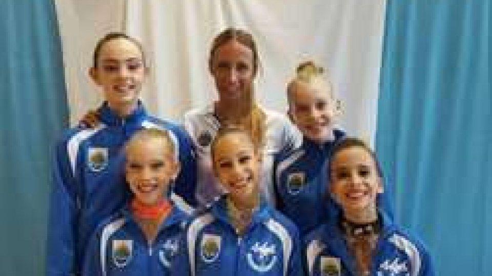Mya Gym, Michela Chierghini conquista l'oro