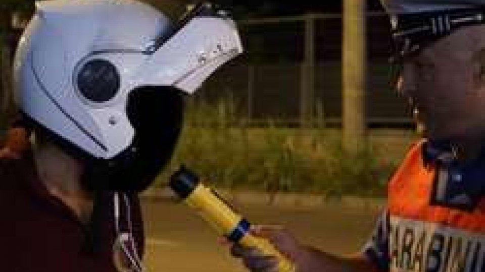 Molo Street, denunce e ritiro patenti per ubriachi al volante
