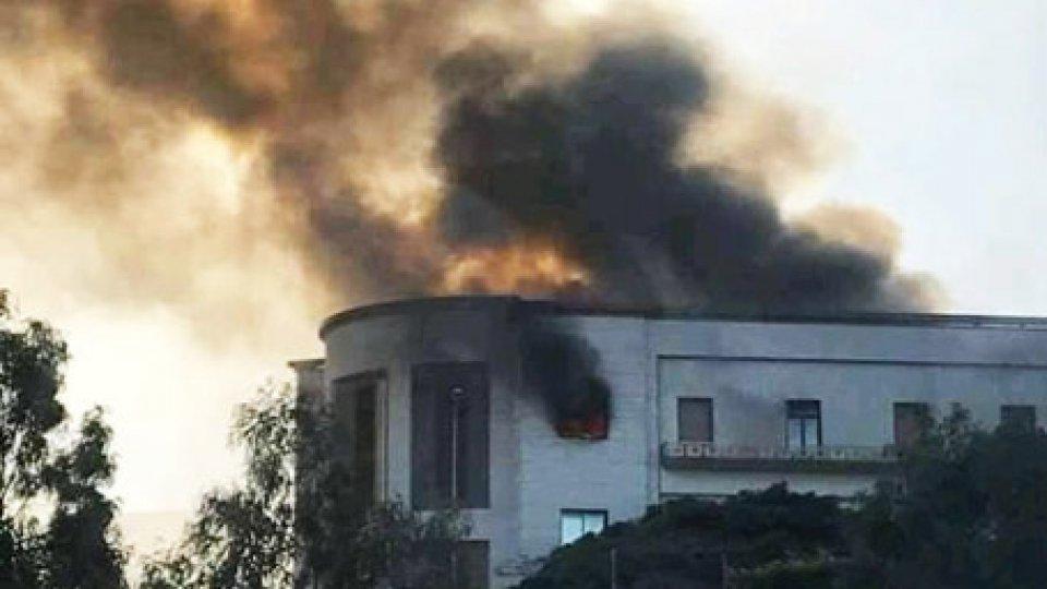 Ministero degli Esteri in Libia