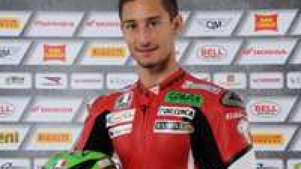 Poggiali in Superbike: ha firmato con il Barni Team