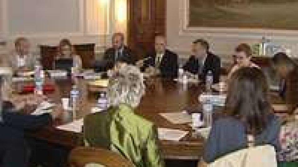 San Marino: proseguono gli incontri preparatori al negoziato per l'Accordo di Associazione UE