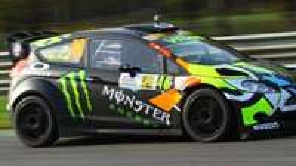 Dani Sordo ha vinto il rally di Monza, secondo Valentino Rossi