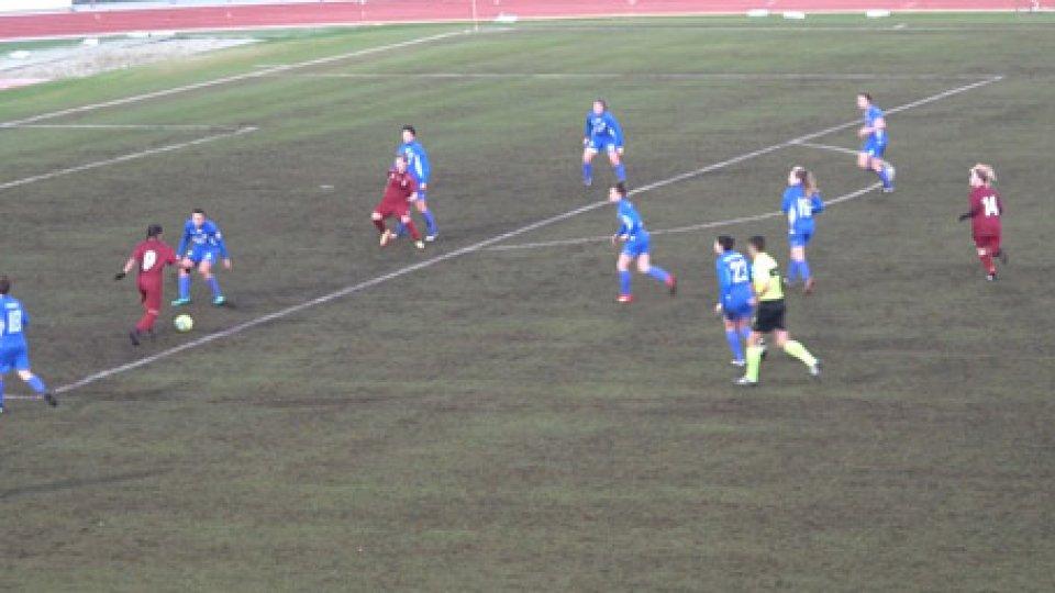 San Marino Academy-PontederaLa San Marino Academy batte 2-1 il Pontedera ed approda ai quarti di finale di Coppa Italia