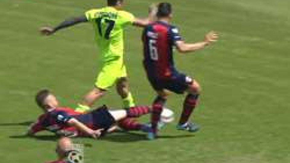 Sambenedettese - Albinoleffe 0-1Sambenedettese - Albinoleffe 0-1