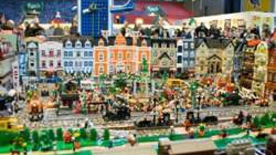 Lego, i mattoncini più famosi del mondo