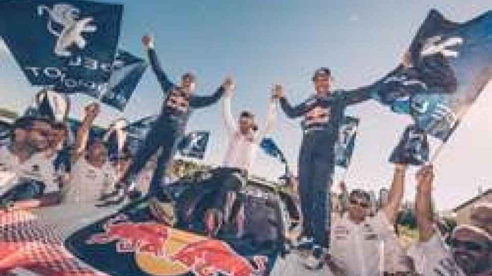 Peterhansel vince la Dakar 2017