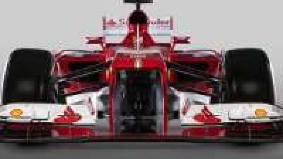 Ferrari, ecco la nuova F138Ecco la nuova F138