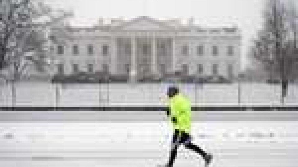 """Maltempo: negli Usa si tema la """"snowpocalypse"""""""