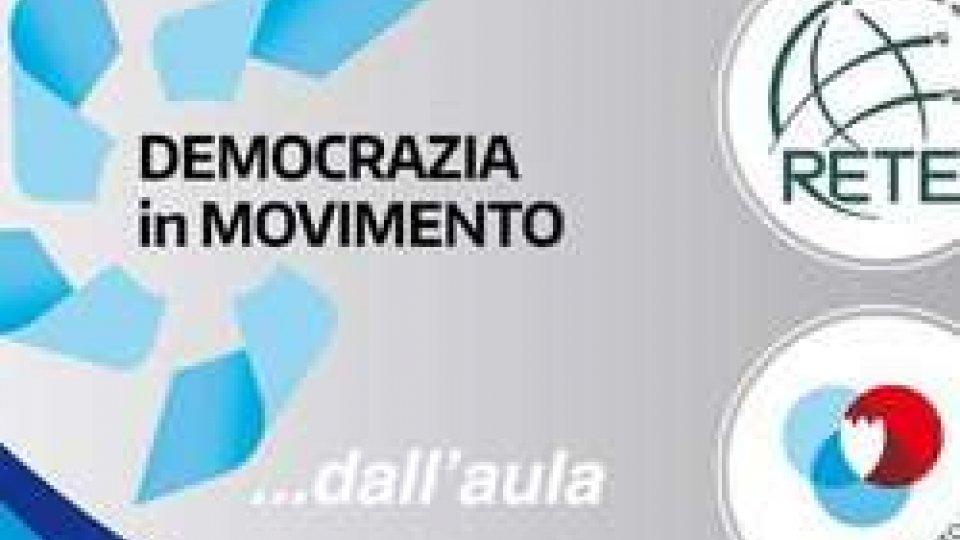 """Continua il ciclo di serate pubbliche """"Democrazia in Movimento: dall'aula alla piazza"""""""