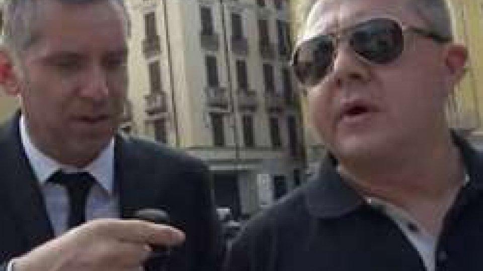 Giudiziaria: udienza d'appello del processo contro Luigi SimariGiudiziaria: udienza d'appello del processo contro Luigi Simari