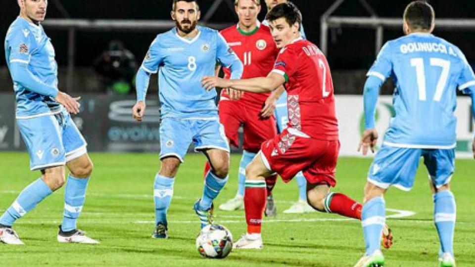 Foto @FSGCNations League: con un gol per tempo la Bielorussia passa allo Stadium