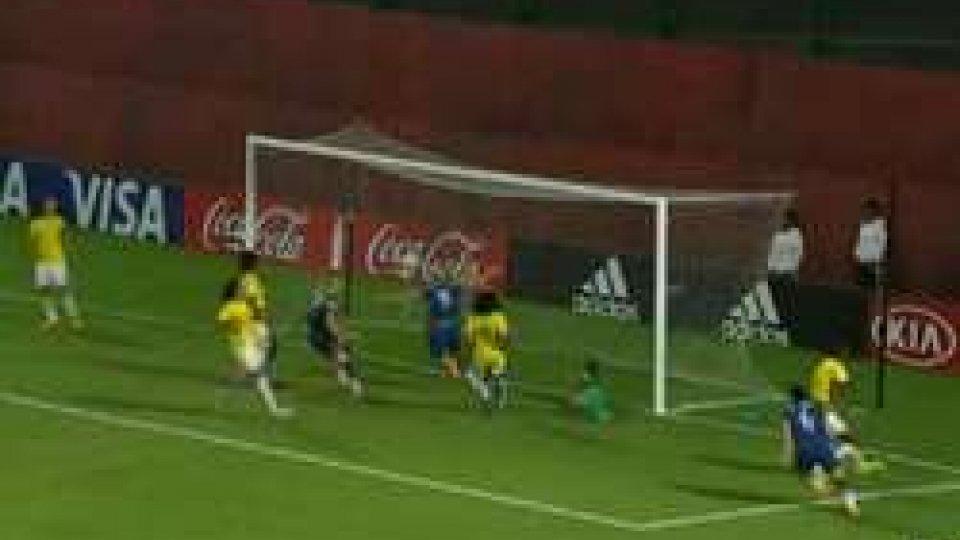 Mondiale U20 donne, conclusa la fase a gironi