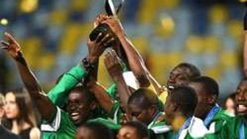 Under 17: Nigeria campione del Mondo