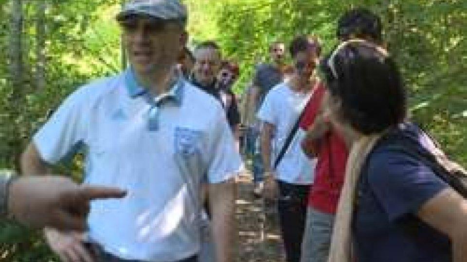 L'escursione ai Mulini di CanepaL'Eccellenza nei Castelli: passeggiate ai Mulini di Canepa e lungo la via della Ferrovia