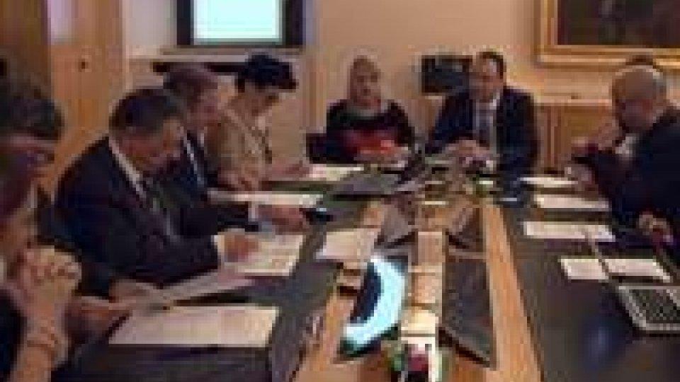 L'Ufficio di Presidenza convoca una settimana di lavori consiliari