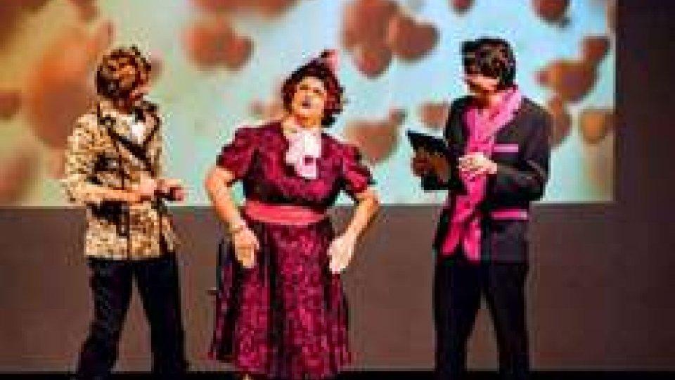 "San Costanzo Show: ""A far l'amore… cominci tu?"""