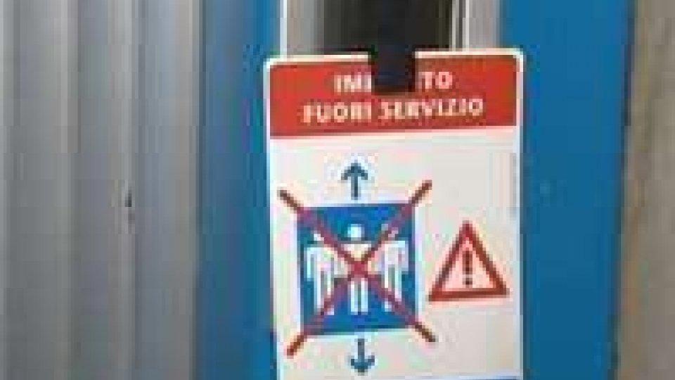 Torna in funzione ascensore per disabili guasto all'IssTorna in funzione ascensore per disabili guasto all'Iss