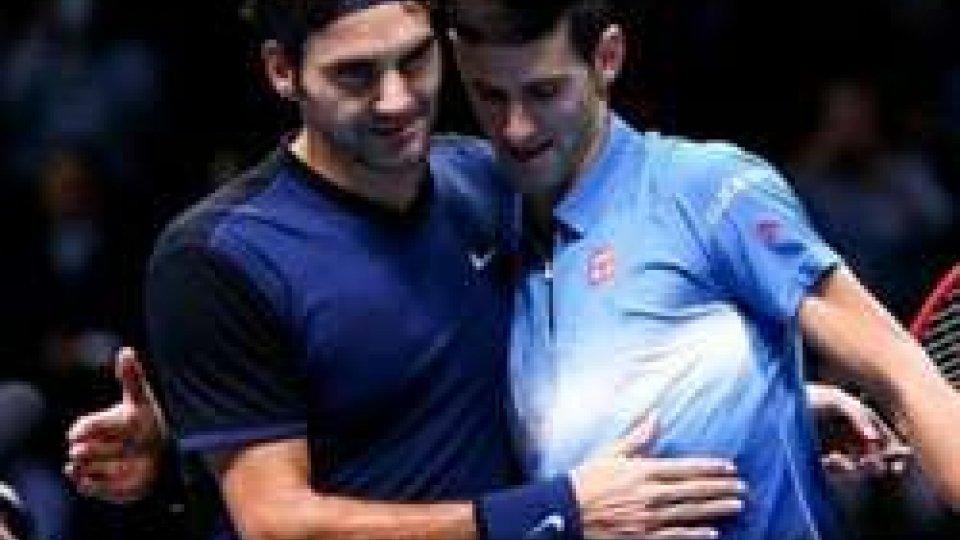Tennis, Atp finals: Wawrinka ko, Federer in finale