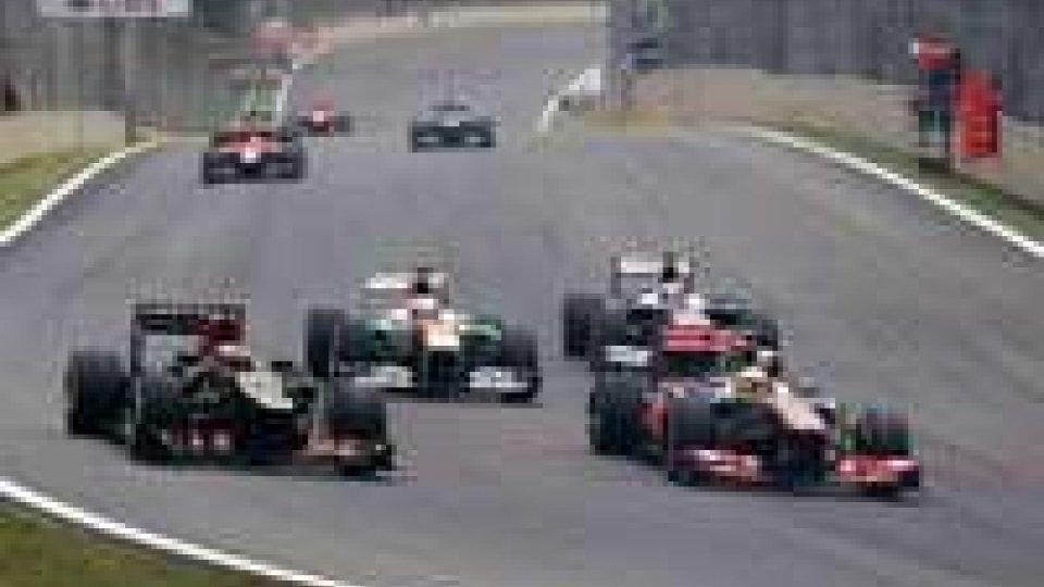 Mondiale Formula 1: nel 2014 le gare saranno 19