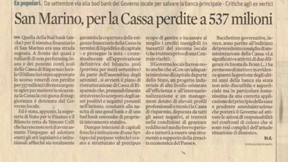 San Marino - Frontalieri: quali sono le differenze per i sammarinesi che lavorano in Italia