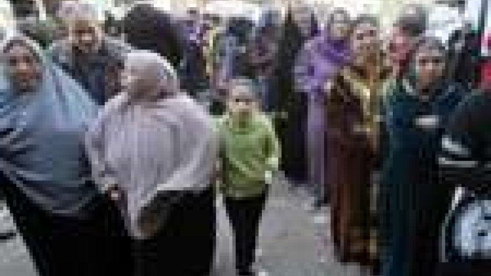In Egitto ultima tornata elettorale: scarsa l'affluenza