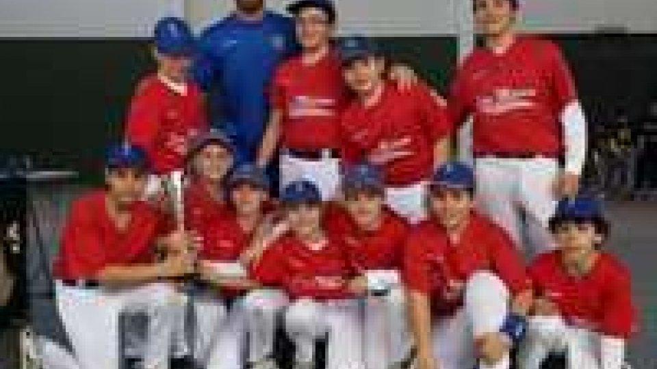 Baseball Ragazzi: San Marino batte Rimini