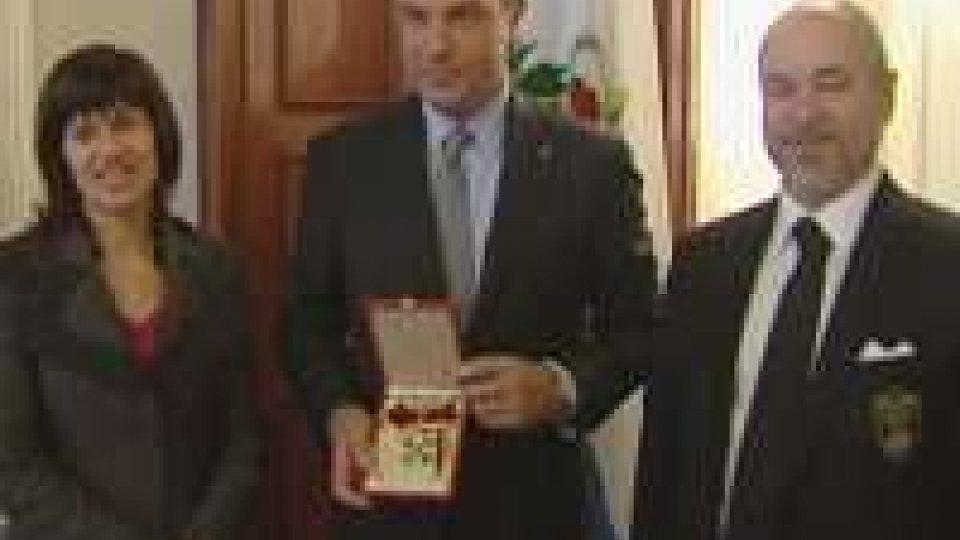 A Massimo Ferragamo il titolo di CommendatoreA Massimo Ferragamo il titolo di Commendatore