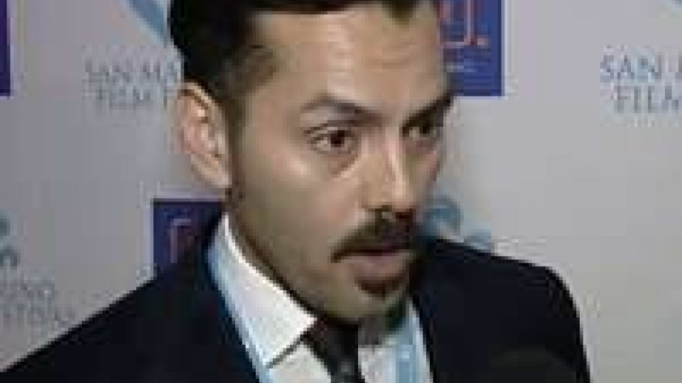 San Marino Film Festival con Julio Ramirez e Luigi Lo CascioSan Marino Film Festival con Julio Ramirez