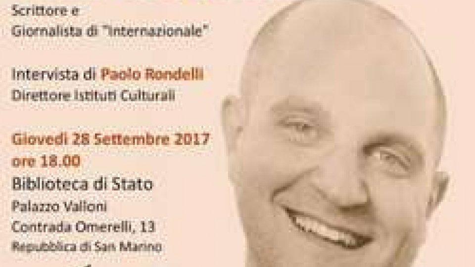 Conversazione con Claudio Rossi Marcelli