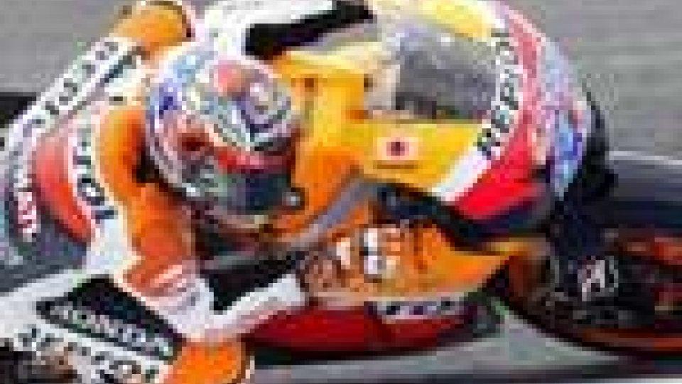 Gp di Francia, Casey Stoner il più veloce. Rossi solo 9°