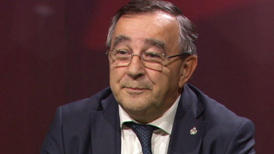 """Il Segretario Augusto MichelottiMichelotti: """"non mollo deleghe"""""""