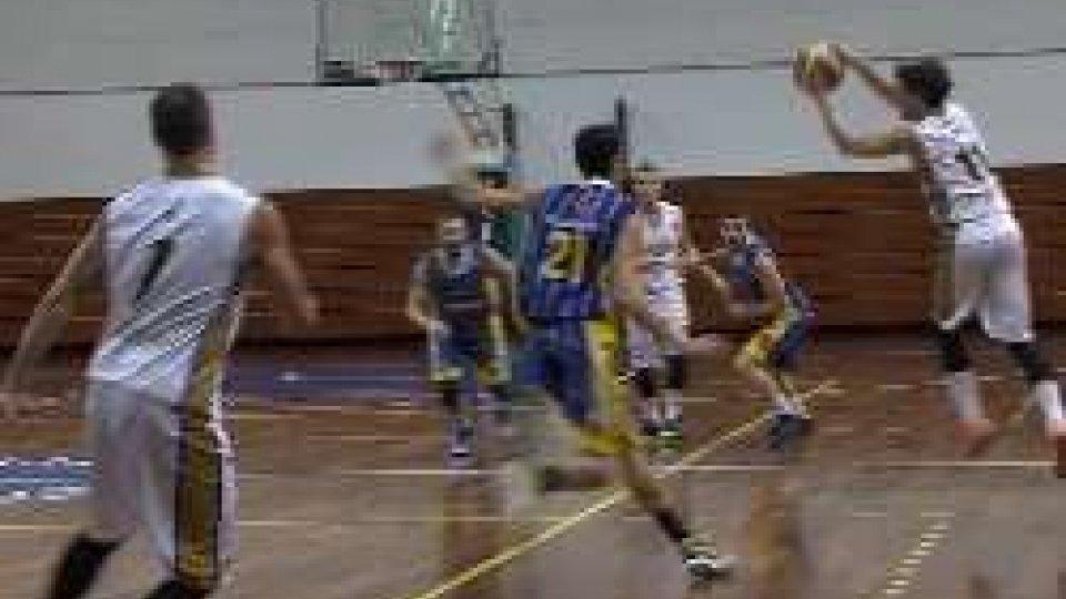 Basket: Asset Banca–Fiorenzuola 81-77Basket: Asset Banca–Fiorenzuola 81-77