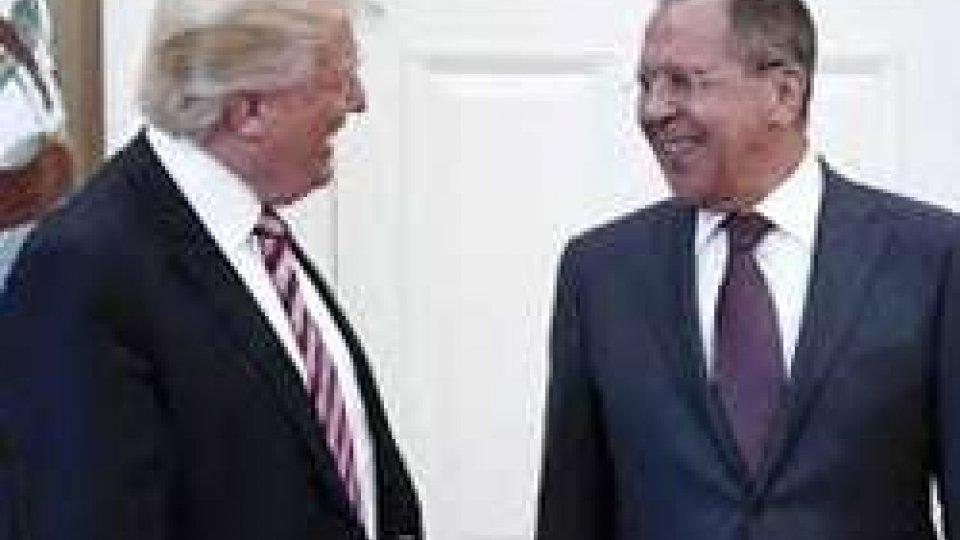 Nuova bufera su Trump: rivelate notizie top secret ai russi