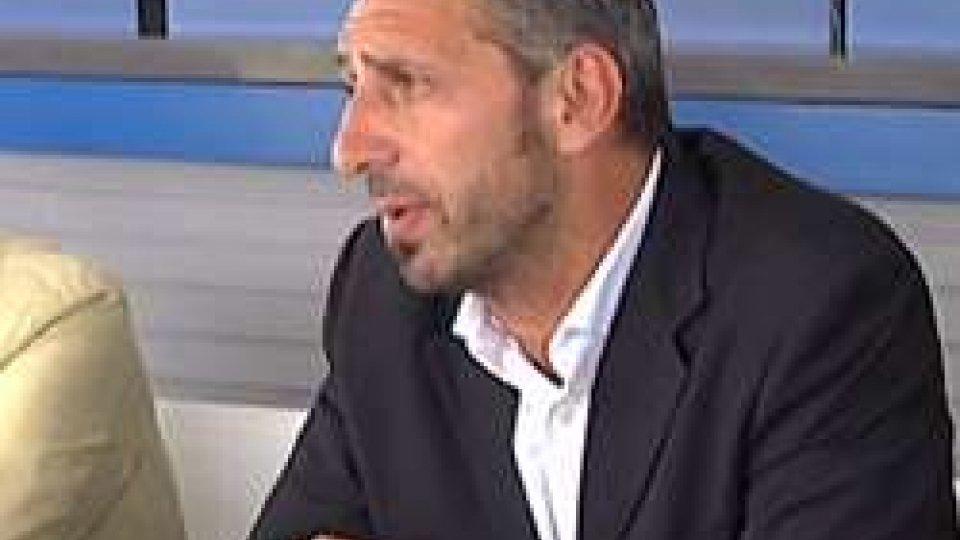 """Roberto CevoliRoberto Cevoli presentato dalla Reggina: """"Ho chiesto giocatori con voglia di lavorare"""""""