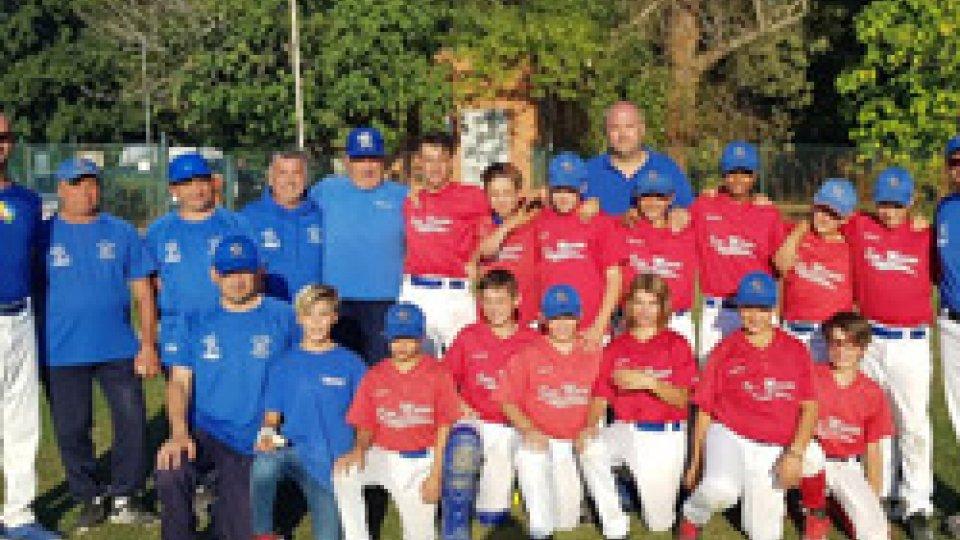Baseball club San Marino U12