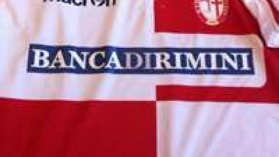 La società AC Rimini andrà in campo con la maglia a scacchi