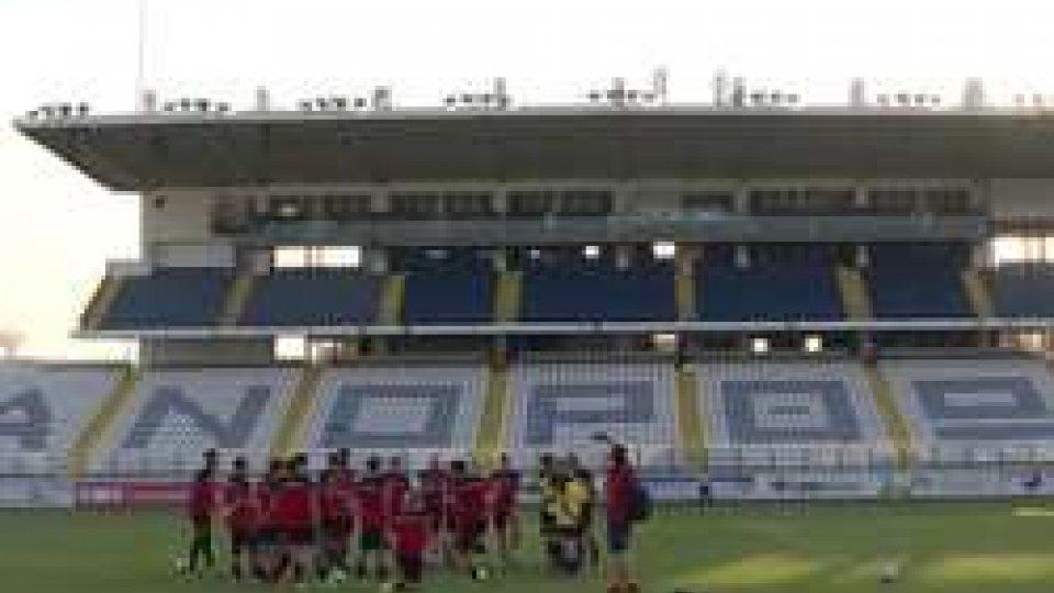 Europa League: Folgore verso il 4-3-3 contro l'AEK Larnaca