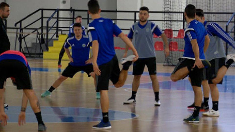San MarinoFutsal, si comincia: San Marino sfida l'Albania