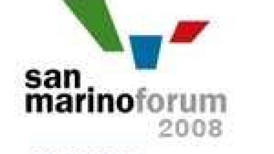 San Marino Forum - logo