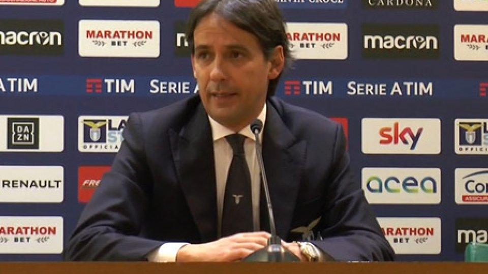 Simone InzaghiSerie A: nell'anticipo la Samp riprende la Lazio al 99'