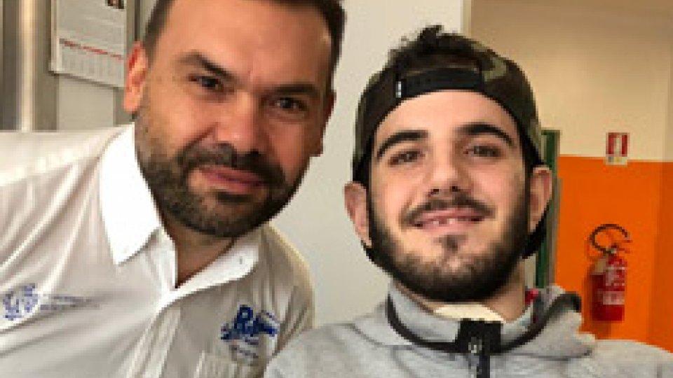 Lorenzo Giardi e Bryan Toccaceli