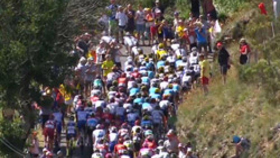 14^ tappa del tourTour de France: il basco Fraile vince la 14^ tappa
